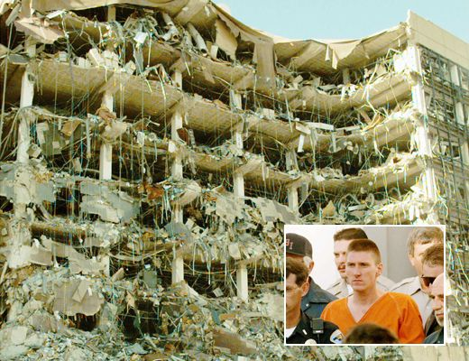 Timothy mcveigh essay