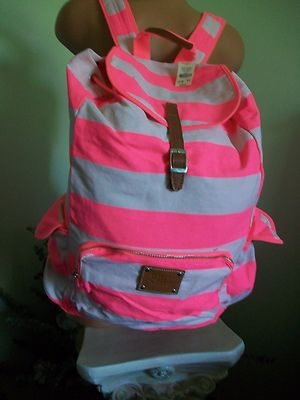 I WANT THIS!!! Victoria's Secret Pink Backpack