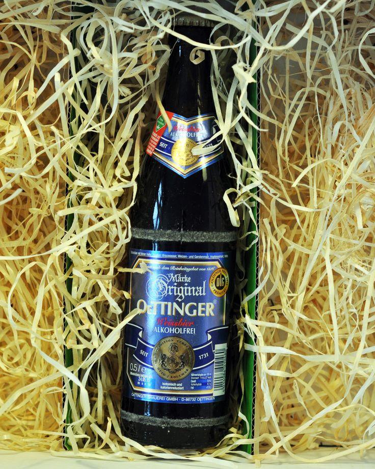 Hier kommt Biergenuss mit gutem Gewissen: Das Weißbier ist alkoholfrei, isotonisch und kalorienreduziert - was will man mehr?