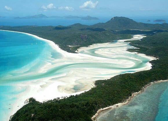 Spiaggia australiana.....