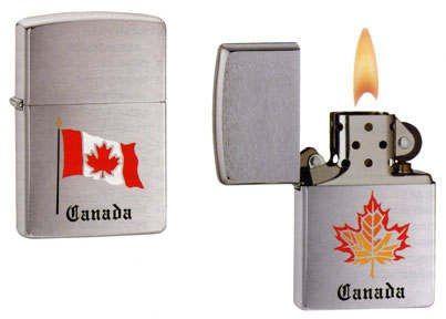 zippo Canada