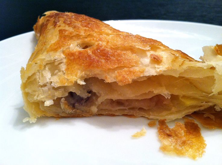 Turnovers - Apple or Nutella | Tasty Things | Pinterest