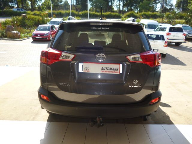 We have the Exciting 2013 #Toyota #Rav4 2.0 GX #SUV. Grey, 2.0 Petrol Engine, Automatic,. Mileage 7 000Kms, Priced R299 990. Extras: *Alarm *CD Front Loader *Central Locking Key *Electric Windows - Front & Back *Power steering *Radio *Tow bar *ABS Brakes *Airbag - Driver & Passenger *Airbag - On/Off Switch *Audio Control on S/Wheel *Climate Control *Cruise Control *EBD *Electric Mirrors Please Contact Keith Rabilal Now on 082 323 1303 / 031 737 1500 or Email keithr@smg.co.za