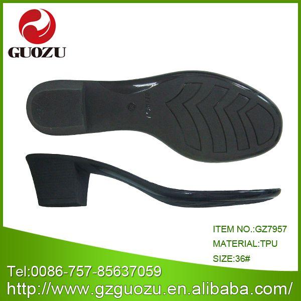 China Women Shoe Sole Factory Gz-7957 - China Shoe Sole, Sole