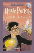 #momentsdellibre B 0-32/12936 Harry Potter y el cáliz de fuego. J.K. Rowling. Recomendado por Blanch Alèixit Romero