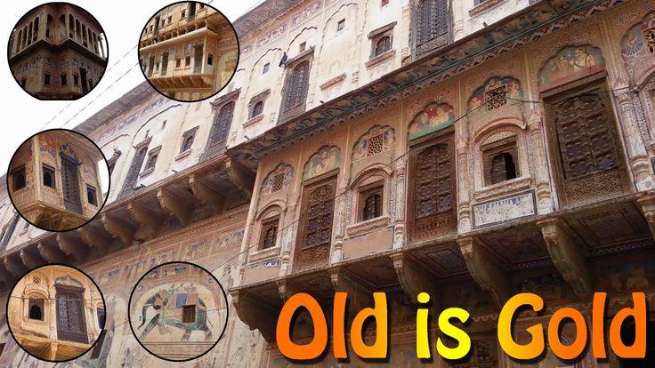 Mandawa 100-year-Old Historical Havelis | Haveli Tours of Rajasthan - In...
