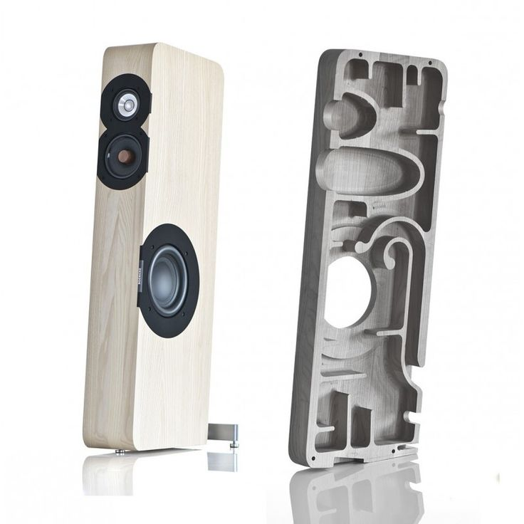 BIG MUSICAL SOUND but small loudspeakers! A beautiful speaker with a big soundstage, to keep in your leaving room for several years of musical pleasure. Price for a pair.