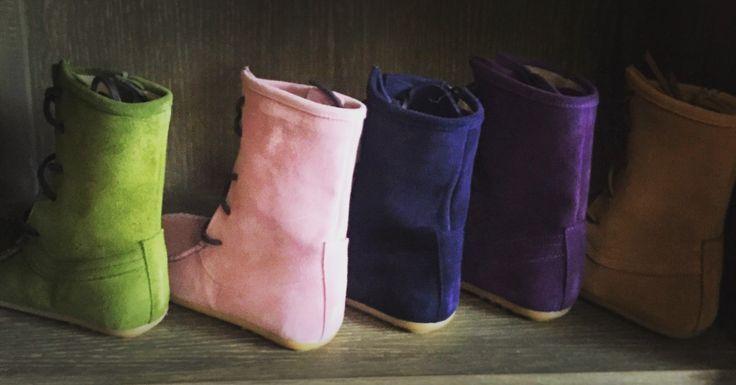 Nuevamente nuestras botas indias ...muy pronto en tiendas