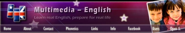 Multimedia-English: Learn Real English, Prepare for Real Life