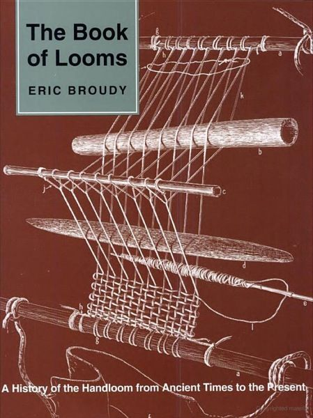 I think this book, from The Woolery, would be a great weaving resource book.