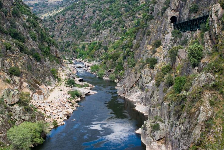 Vale do Rio Tua - Portugal