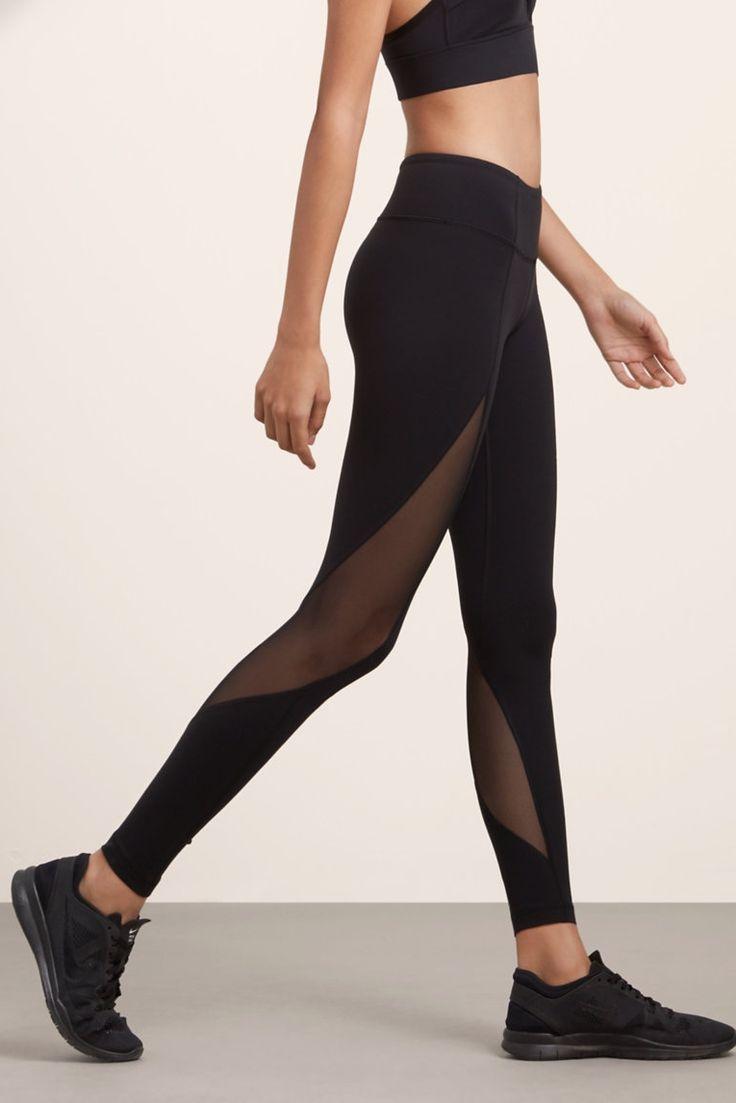 Best ideas about mesh leggings on pinterest yoga