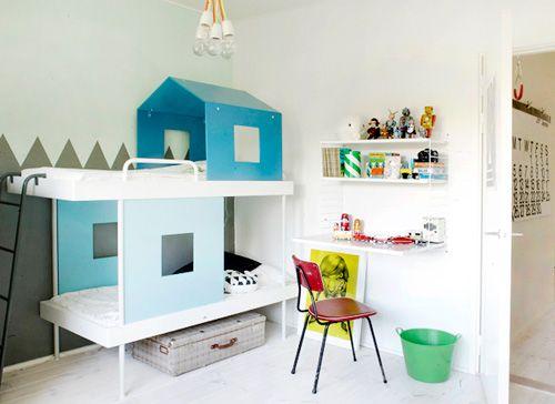 Love this fantastic bunk bed!
