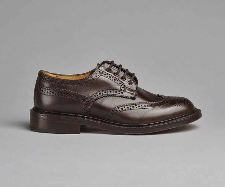 Anne Acorn Brogue Shoe | The Original Handmade English Country Shoes and Boots by Tricker's