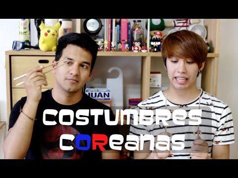 NO HAGAS ESTO EN COREA!! - Costumbres Coreanas - YouTube
