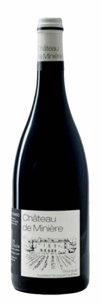 Chateau de Minière Bourgueil Le Rouge de Minière 2011 - Cabernet Franc zoals hij hoort te zijn, met indrukken van paprika, en aardse tonen. De toegankelijkheid van de wijn komt door frisse fruittonen. Kersen, bramen, kruidigheid en rijpe tannines. Ongefilterd, dus een beetje troebel. Puur natuur. #rodewijn #wijn