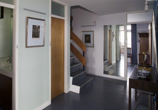27th Floor Apartment In Erno Goldfingers 1960s Trellick