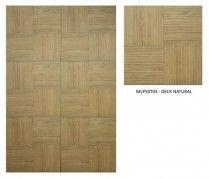 (D) MLP50T03 - DECK NATURAL 50*50CM (1.5SQM/BOX) GP - ONLY WHILE STOCKS LAST
