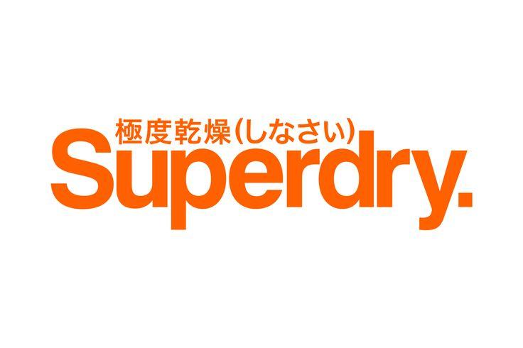 Superdry Logo Design
