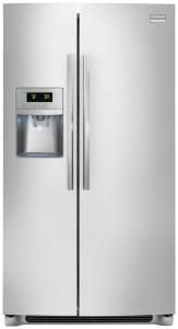 Top Rated Refrigerator on Amazon - Frigidaire. I want one! #refrigerator
