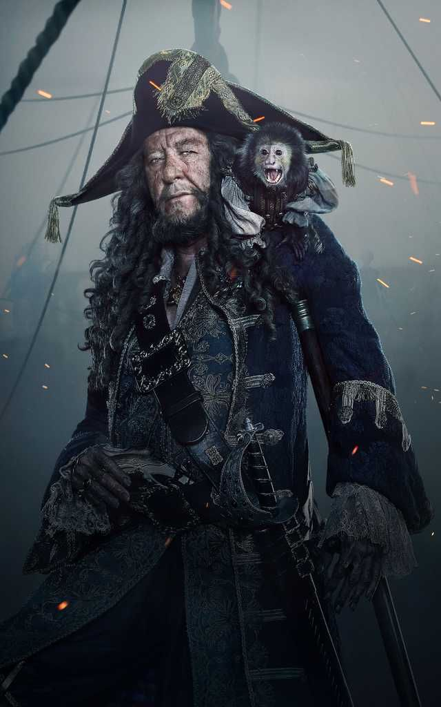 Movie Of The Week Pirates Of The Caribbean Dead Men Tell No