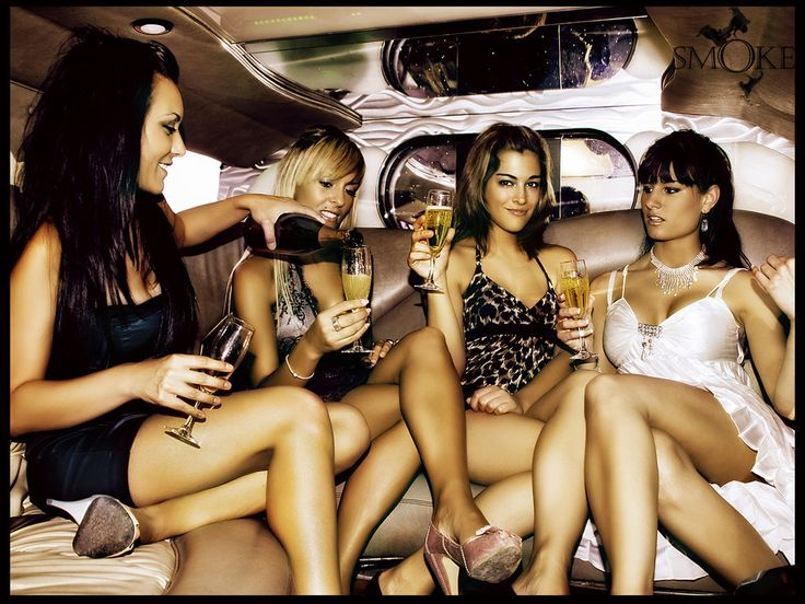 Sex in cabs and limos
