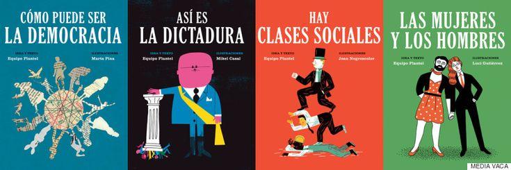 Libros para mañana: cómo contar a los niños qué es la democracia o la dictadura