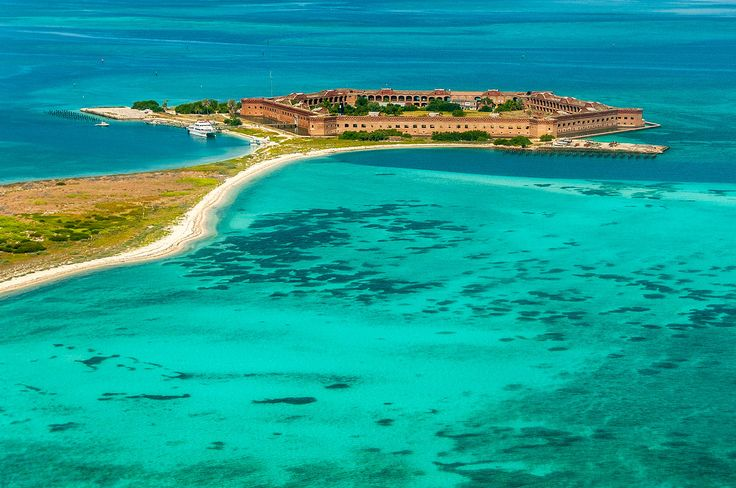 North American National Park #48: Dry Tortugas, Florida
