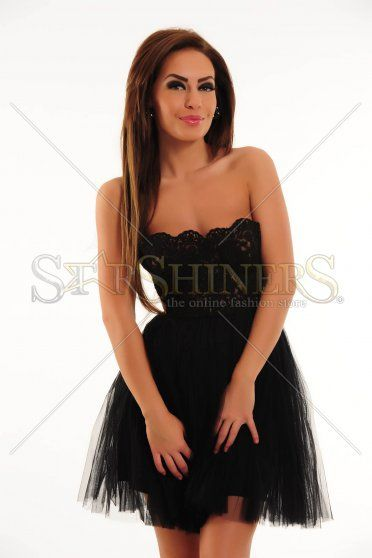 Rochie Ana Radu Lady Mirage Black