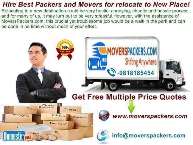 Packers and Movers | Movers & Packers Directroy | Moverspackers MoversPackers.com is a country's trusted Packers and Movers directory, we are shaping the future and helping ...