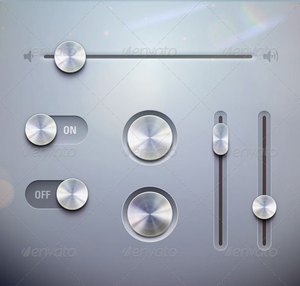 UI Elements - GraphicRiver Item for Sale