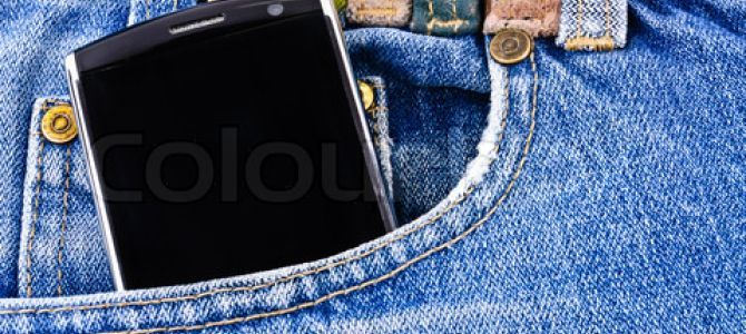 Mobile phone in the pocket of pants cause infertility
