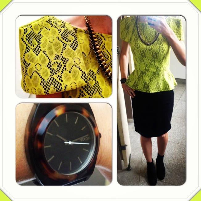 #Officestyle #fashion #style #officefashion #officeaccessories #accessories #peplum #workwear