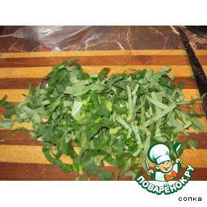 Щавель, ревень и шпинат на зиму