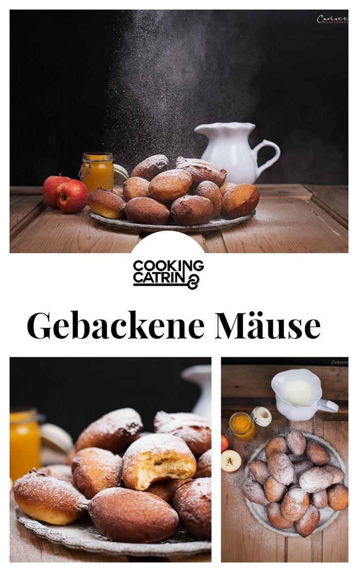 Gebackene Mäuse, Traditionsrezept, Rezept aus Österreich, Rezept aus Kärnten, traditionell, Süßes, Dessert, Nachspeise, traditionelles Rezept, Kärntner Rezept, Backen, Gebäck, traditional recipe, carinthian recipe, austrian recipe, recipe from austria, recipe from carinthia, traditional, sweets...http://www.cookingcatrin.at/gebackene-maeuse/
