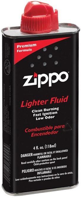 Zippo 3341 Lighter Fluid, 4 Oz