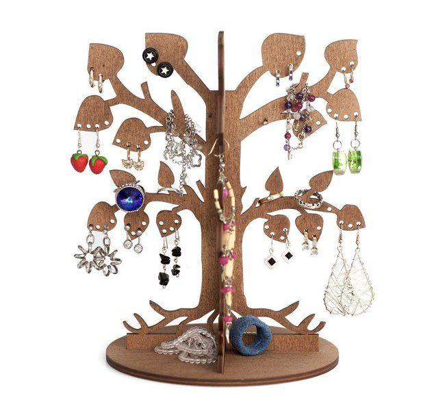 die besten 25 schmuckbaum st nder ideen auf pinterest schmuckbaum schmuckst nder und. Black Bedroom Furniture Sets. Home Design Ideas
