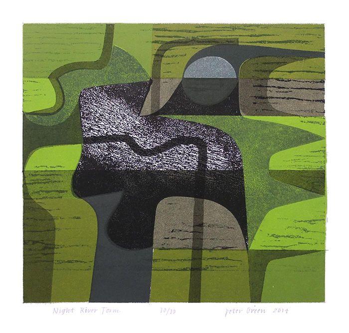 Peter Green OBE - The Scottish Gallery, Edinburgh - Contemporary Art Since 1842