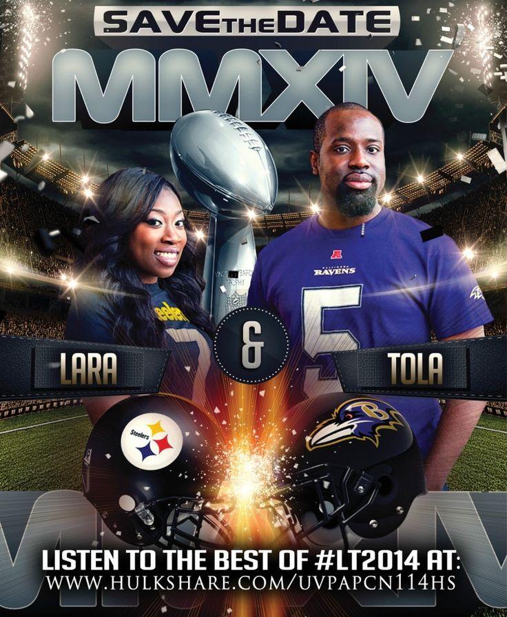 Tulle Tales Wedding: Lara + Tola #LT2014 – Tulle Tales. Nigerian wedding save the date ideas. Football lovers.