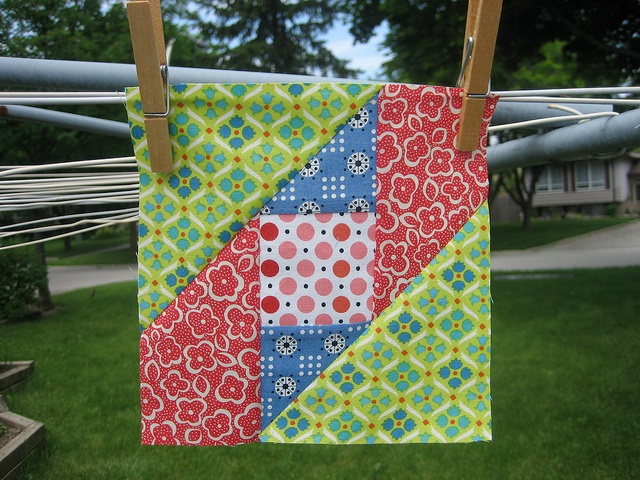 I would like to make a whole quilt using this quilt block pattern.
