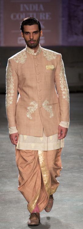 By designer Anju Modi. Shop for your wedding trousseau, with a personal shopper & stylist in India - Bridelan, visit our website www.bridelan.com #Bridelan #Indiangroom
