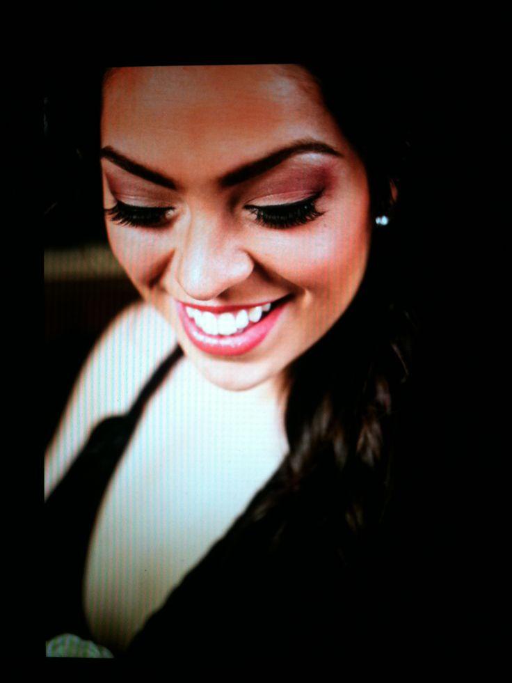 www.makeupandhairbyhannah.com Wedding Makeup Bridesmaid