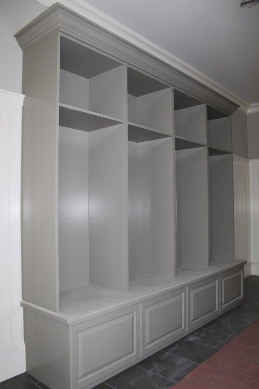 Mudroom Locker With Drawers For The Home Pinterest