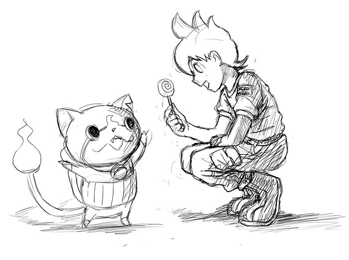 17 Best images about yo-kai watch on Pinterest | Videos ...