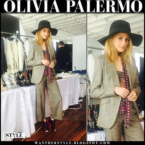 #oliviapalermo #opstyle #wantherstyle #wantherstyleblog #whatshewore #lotd #ootd #fashion #style #celebritystyle #chelsea28