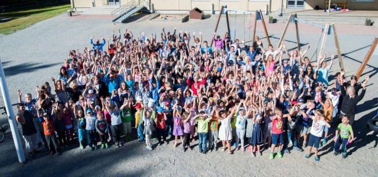 Kyrkostrands - Jungmans skola