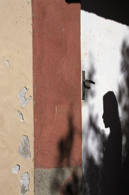 by Franco Fontana / Capria, Toscane, 1992
