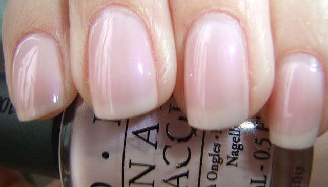 """Obsessive Cosmetic Hoarders Unite!: My Love Affair With OPI """"Otherwise Engaged"""" (Nail Polish Pictures)"""