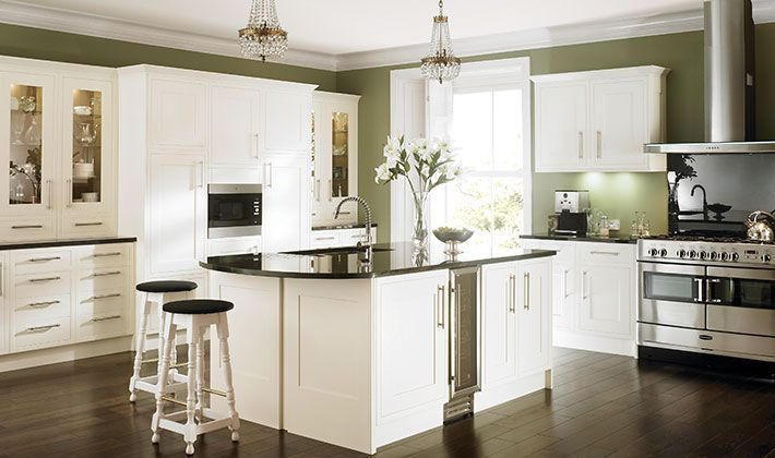 Heritage Paint Colour Kitchens