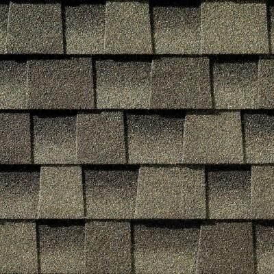 GAF Lifetime Timberline HD Weathered Wood Shingles-0670900 at The Home Depot
